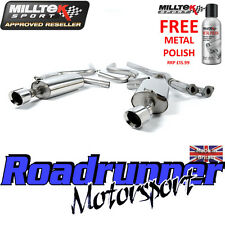 "Milltek Ford Mondeo ST220 3.0 V6 2.5"" Stainless Cat Back Exhaust System SSXFD080"
