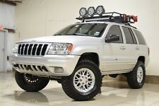 2002 Jeep Grand Cherokee Limited Sport Utility 4-Door