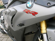 NERO FRECCE LED/MINI FRECCE BMW S 1000 RR Front/plug & play/Smoked signals