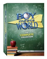Boy Meets World: The Complete Series Seasons 1 2 3 4 5 6 7 Boxed DVD Set NEW!