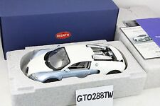 AUTOart 1:18 scale Bugatti EB 16.4 Veyron Production Car(BPearl/Ice Blue) #70908