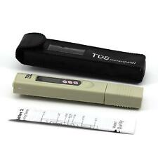 TDS Meter Digital LCD Tester Pen Stick Water Quality Test Pen Hardness Analyzer