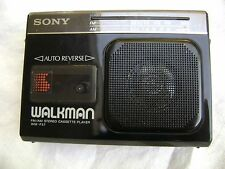 Sony Walkman WM-F57 Portable Cassette AM/FM Radio Player Made in Japan