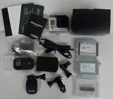 GOPRO HERO 3+ BLACK EDITION WITH LOTS OF EXTRAS (GR1028976)