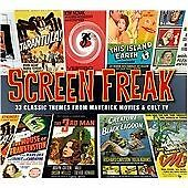 Screen Freak - 33 Classic Themes From Maverick Movies & Cult Tv, Various Artists