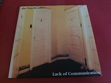 The Von Bondies - Lack Of Communication SFTRI 658 2001 White Stripes