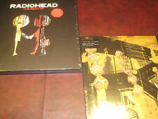 RADIOHEAD best of 180 GRAM FOUR LP SET FACTORY SEALED + BONUS LIVE LP = 5 LP SET