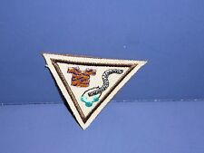 Girl Scout Patch Fashion Craft Clothes Triangle Patch