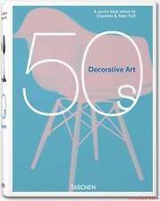 Fachbuch Design und Kunst der 50er - Decorative Art 50s HARDCOVER NEU und OVP