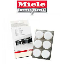Miele Descaling Tablets - 6pk - Removes Calcium in Some Countertop Coffee Makers