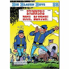 Die blauen Boys 26 Erinnere Dich Blutch! Raoul Cauvin Willy Lambil WESTERN FUNNY