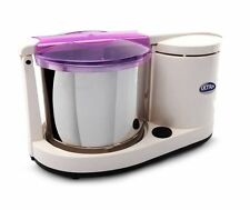 Ultra Dura+ Table Top 1.25L Wet Grinder with Atta Kneader, 110-Volt (1.25 Liter)