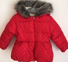 Mothercare Red Jacket For Girls, Aged 3-6 Months