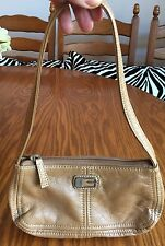 NWT GUESS Tan Handbag, Perfect Size For Night out!