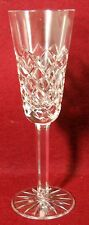 """CESKA crystal CANTERBURY pattern Fluted Champagne Glass Goblet - 8-1/8"""""""
