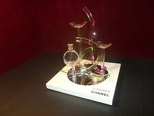 "Original beautiful Chanel ""Chance"" Perfume Bottle Store Display acrylic + bottle"