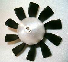 Rotor 10 Blade 70mm for EDF RC Ducted Fan with 4mm adapter