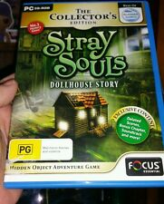 Stray Souls Dollhouse Story Collector's Edition PC GAME - FREE POST