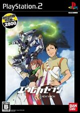 Used PS2 Eureka Seven New Vision (Welcome Price 2800) Japan Import