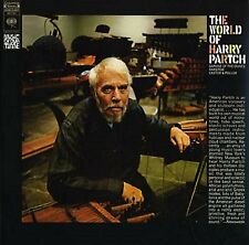 HARRY PARTCH The World Of Harry Partch COLUMBIA Sealed 180 Gram Vinyl LP