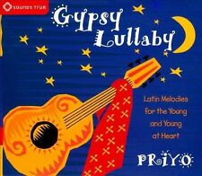 Priyo - Gypsy Guitar - GYPSY LULLABY: LATIN MELODIES FOR THE YOUNG AT HEART CD