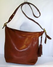 COACH LEGACY LEATHER DUFFLE HANDBAG, SATCHEL, PURSE, TOTE
