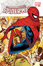 Amazing Spider-Man #1 Vol 4 (2015) Rare Greg Land Dynamic Forces Variant NM/NM+