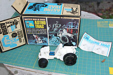 Mattel 1968 Major Major Matt Mason Working Astro Trac in Box Nice Works