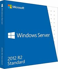 Windows Server 2012 R2 Standard 64-bit License - Multilanguage