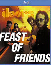 Blu-ray: The Doors - Feast of Friends (Unrated, 2014) New