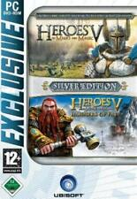 HEROES OF MIGHT AND MAGIC 5 Silver Edition Neuwertig