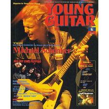 Young Guitar Jun/06 Michael Schenker Scott Henderson RHCP Frusciant Sambora