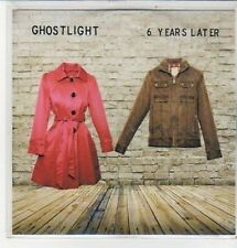 (CZ438) Ghostlight, 6 Years Later - 2011 DJ CD