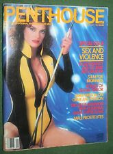 "Penthouse Aug 1982 POM Donna Barnes S&M for Beginners"" Curtis Sliwa interview"