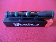 Nikko Stirling diamond lumineux 3-12 x 56 4 dot rifle scope
