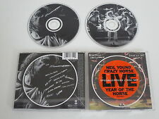 NEIL YOUNG & CRAZY HORSE/YEAR OF THE HORSE(REPRISE 9362-46652-2) 2XHDCD ALBUM
