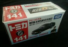Tomy Tomica Dream Initial D Skyline GT-R (R32)  *Brand New and in sealed box*