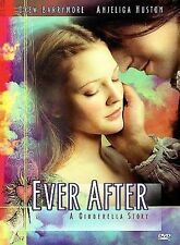 Ever After: A Cinderella Story (DVD, 1999, Widescreen) In Sleeve, No Case
