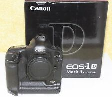 Canon EOS 1d Mark II 8.2mp Fotocamera Digitale-Nero (solo chassis)