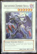 *** ARCHFIEND ZOMBIE SKULL *** SUPER RARE 3 AVAILABLE! ANPR-EN042 YUGIOH