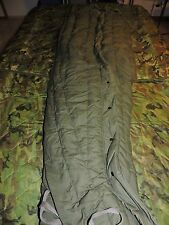 MILITARY ISSUE EXTREME COLD WEATHER SLEEPING BAG MUMMY US ARMY