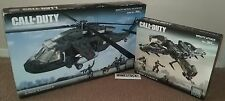 *NEW* Mega Bloks Call of Duty Ghosts Tactical Helicopter 06858 & Wraith Attack