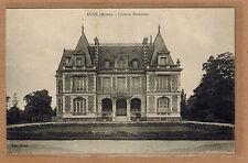 Cpa Avize Marne - château Desbordes tp0580