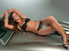 Danica Patrick Race Car Driver indy 500 Leader 8x10 beautiful Sexy CoIlection