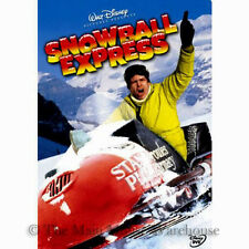 Disney Dean Jones Colorado Ski Resort Family Comedy Snowball Express on DVD