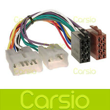 Toyota Celica Corolla ISO Wiring Harness Connector Stereo Radio Adaptor PC2-17-4
