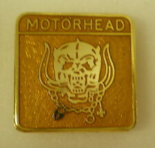 MOTORHEAD enamel Lapel Pin Badge POP MUSIC ROCK HEAVY METAL BAND