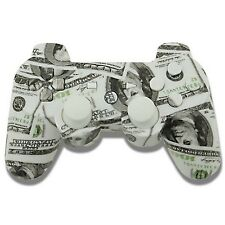 Custom PS3 Controller Hydro Dipped $100 Replacement Shell Mod Kit, Buttons