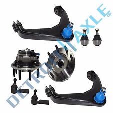 New 8pc Complete Front Suspension Kit for Suburban Silverado Sierra Yukon 4x4