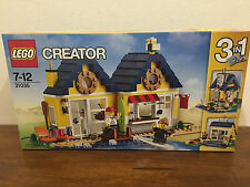LEGO Creator 3 In 1 Beach House Set 31035 NEW